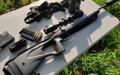 Deer Stalking – Zeroing My Rifle