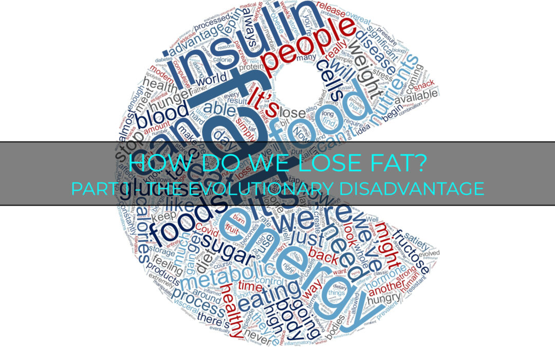 How Do We Lose Fat – Part 1: The Evolutionary Disadvantage